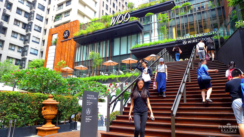 蔦屋書店、TSUTAYA BOOKSTORE、台中市政店、書店、台灣最美20大書店、台中文青秘境、親子一日遊