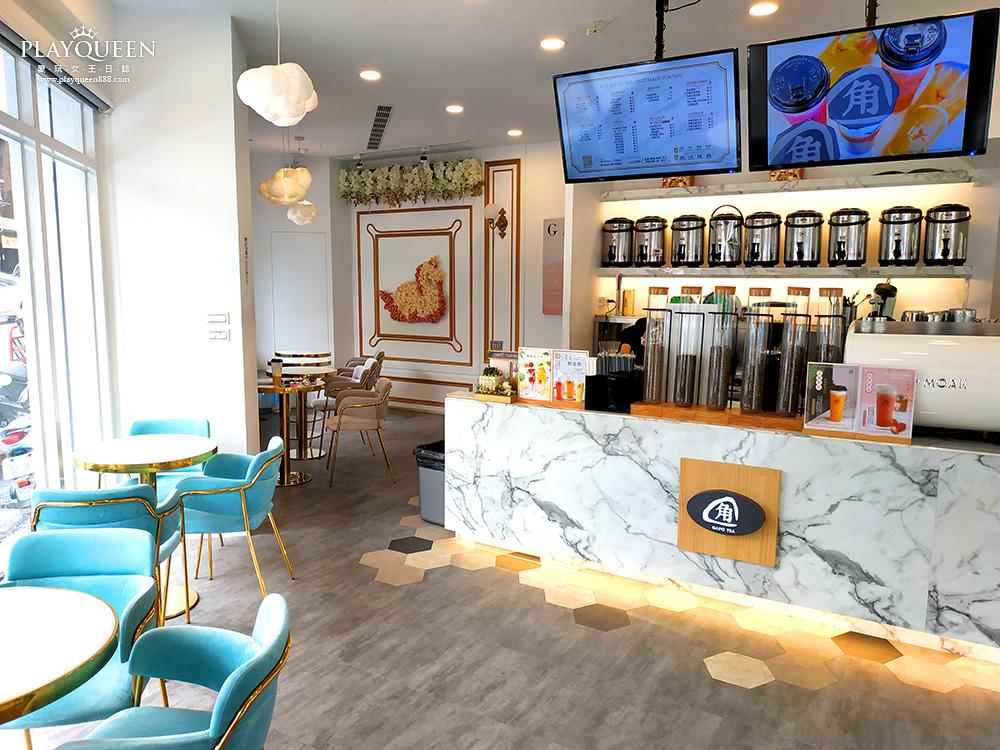 GAPOTEA角鋪茶飲、台中芝士奶蓋專賣店,免費兒童遊戲區,親子旅遊、下午茶必訪,台中超美飲料店!