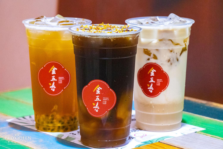 金五春-台南古早味創新飲品,等一個人咖啡集團新品牌,IKUK艾可陶瓷保溫杯,南紡購物中心B1全新登場