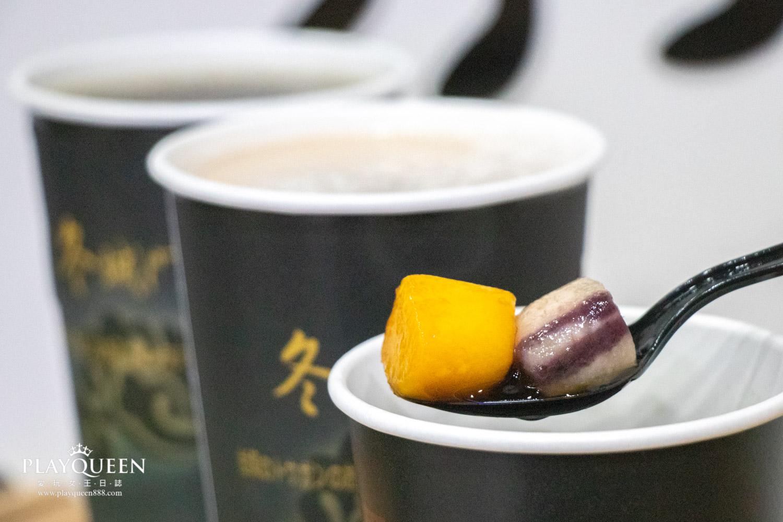 冬城門桃園蘆竹店,南台灣網紅老店手工飲品,北部也喝的到吃的到,真的是一日小確幸飲料店