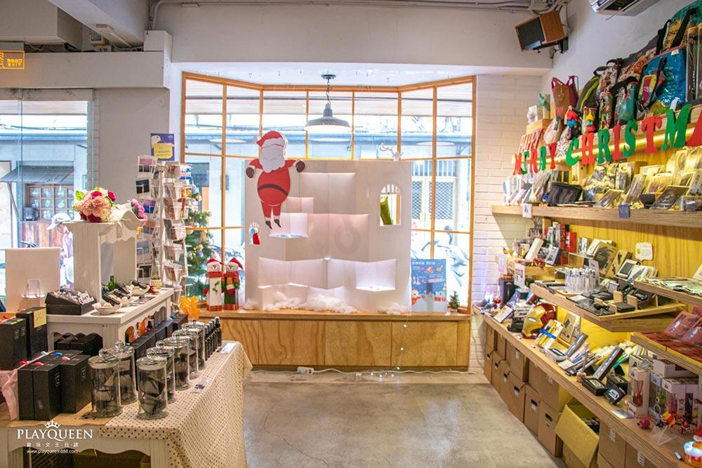 Wiz 微禮台北信義區,精品、創意玩具,聖誕節交換禮物,隱藏版精美禮品店!