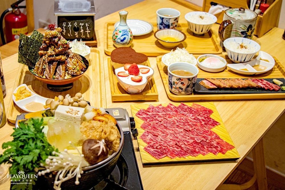 嵐山熟成炸牛排,台中西屯青海店,SRF和牛,台中唯一炸牛排專賣店,爆量牛小排丼飯,CP值爆錶!