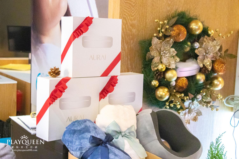 AURAI水波式冷熱敷眼部按摩器,必買的年節禮品首選,給自己與家人最好的禮物!