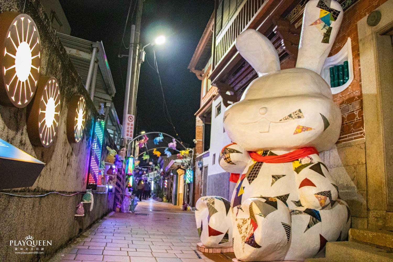 臺南月津港燈節,新年必訪景點,月之美術館、月光之城、月津港水環境,臺南一日遊獨家景點攻略