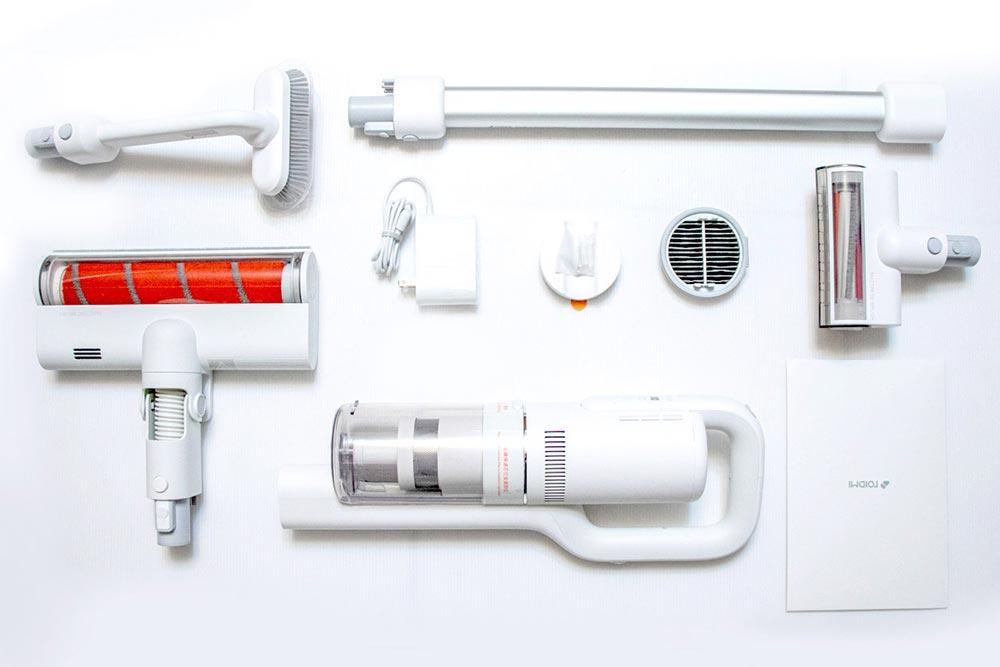 Roidmi睿米S1E無線吸塵器,高速拍打除蟎、HEPA醫療級濾網、真空式吸塵器、居家清潔三機一體除塵利器!