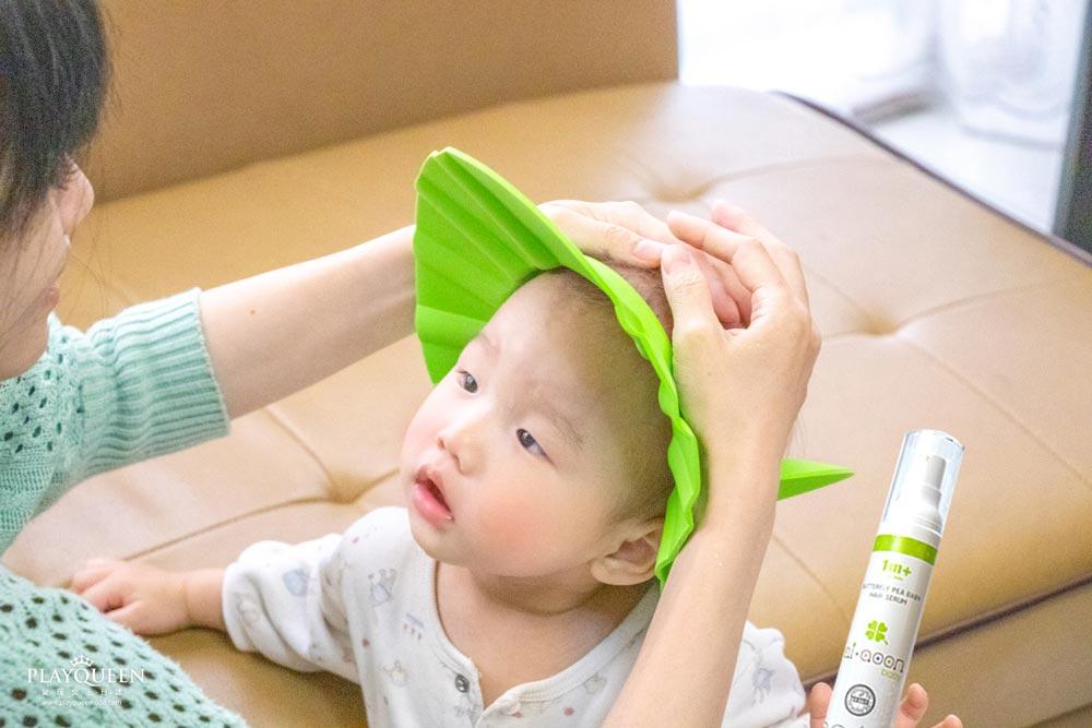 【Ai+Aoon】泰國最大嬰兒毛髮養護品牌,蝶豆嬰幼兒頭皮活絡精華露,天然成分無酒精、無需沖洗、專為嬰幼兒設計