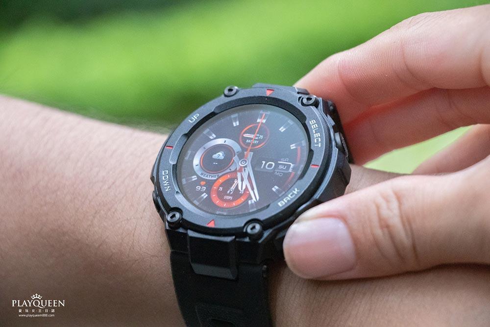 Amazfit T-Rex 智能手錶│超堅固耐用、20天長效續航,28nm SONY GPS ,12 項軍事認證軍規錶