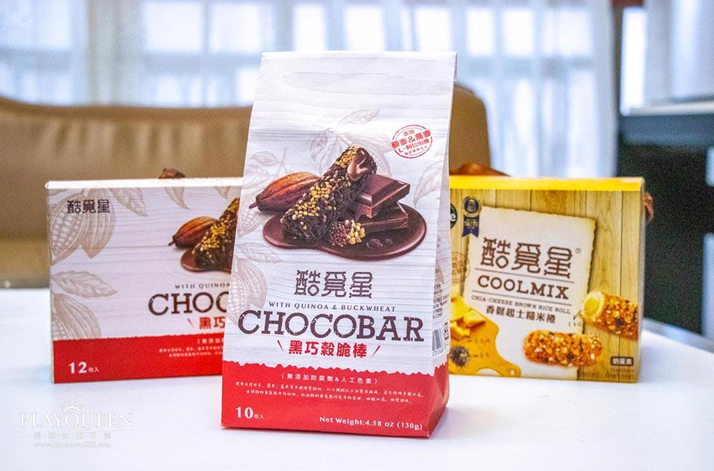 酷覓星COOLMIX |米其林認證零食,世界評鑑認證美食,iTQi二星認證,一定要吃的團購美食!