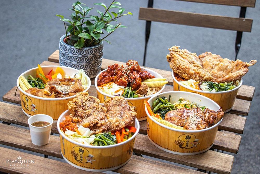 富宥快餐店 Food Yo│台中美食、商業便當、便當外送、團體便當,日式便當