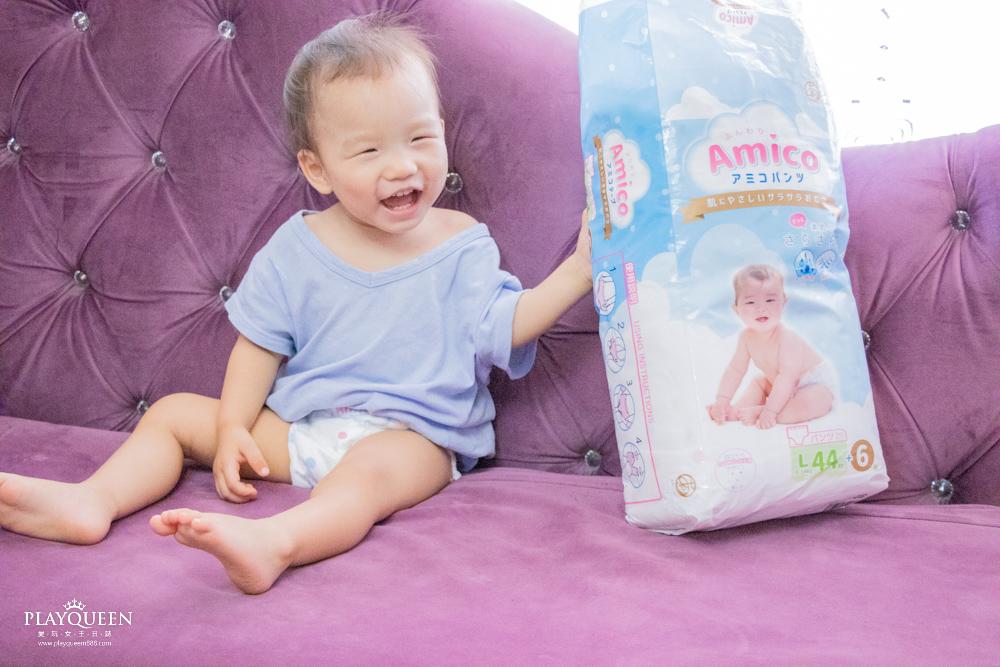 日本AMICO拉拉褲