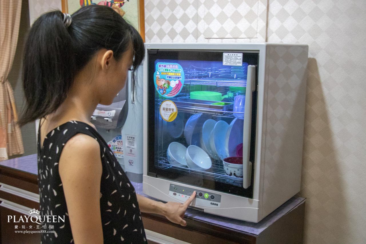 名象MN SHIANG紫外線殺菌烘碗機,日本進口三共紫外線殺菌燈管,304不鏽鋼材質,防爆強化玻璃門防蟑設計