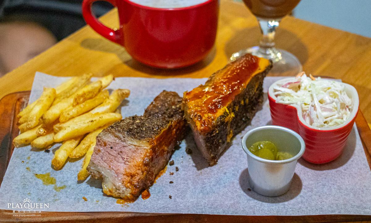傑斯丹尼 Just Diner │台中美式餐館,巨無霸牛排,自製醬料、肉品、麵包,最道地的台中私房美式餐廳