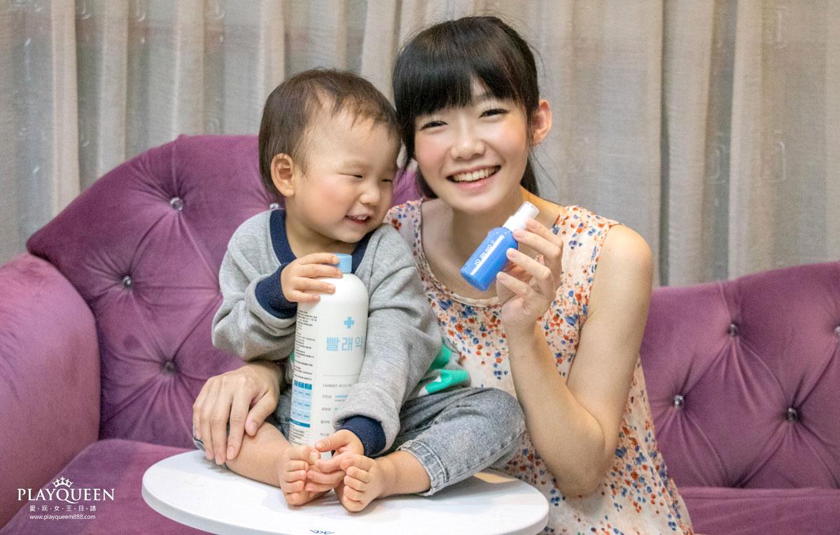 ㅊㅊㅅㅌ潔衣專科洗衣精,韓國原裝洗衣精,成分溫和洗淨力強乾淨無殘留,嬰幼兒衣物洗淨推薦
