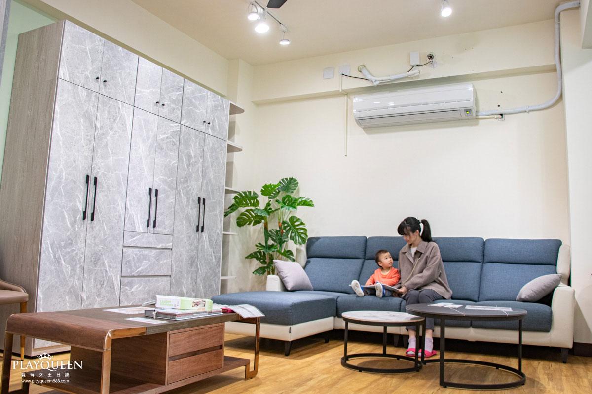 【平鎮家具推薦】日本直人木業,衣櫃、沙發床組,居家裝潢自己來,全系列家具3年保固