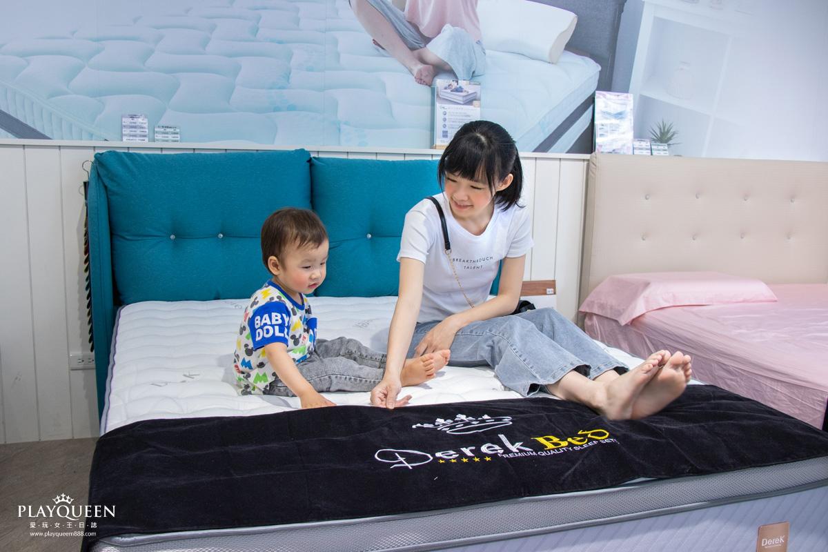 涼感床墊推薦-德瑞克cookuru涼感床墊夏天消暑就靠它,躺起來超涼爽舒適