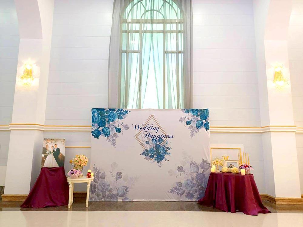 伊薇儷婚宴會館