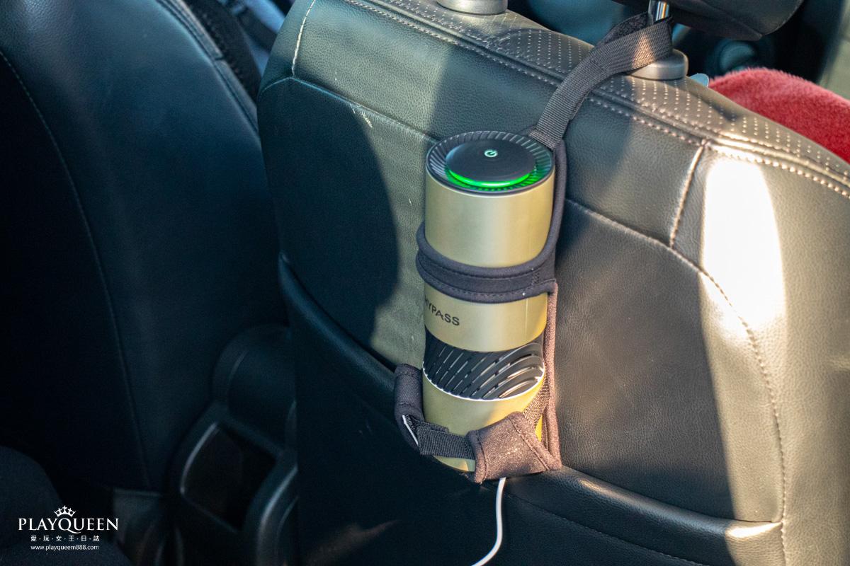 【hypass】車用空氣清淨機